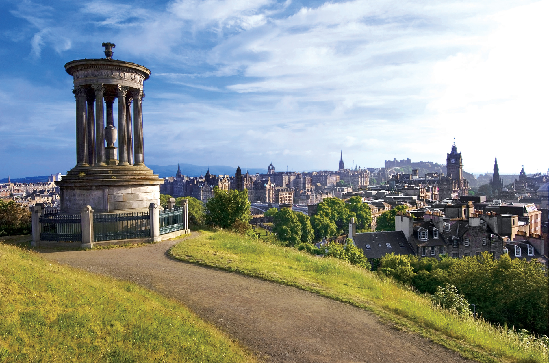 glasgow edinburgh tale of two cities stanley travel. Black Bedroom Furniture Sets. Home Design Ideas