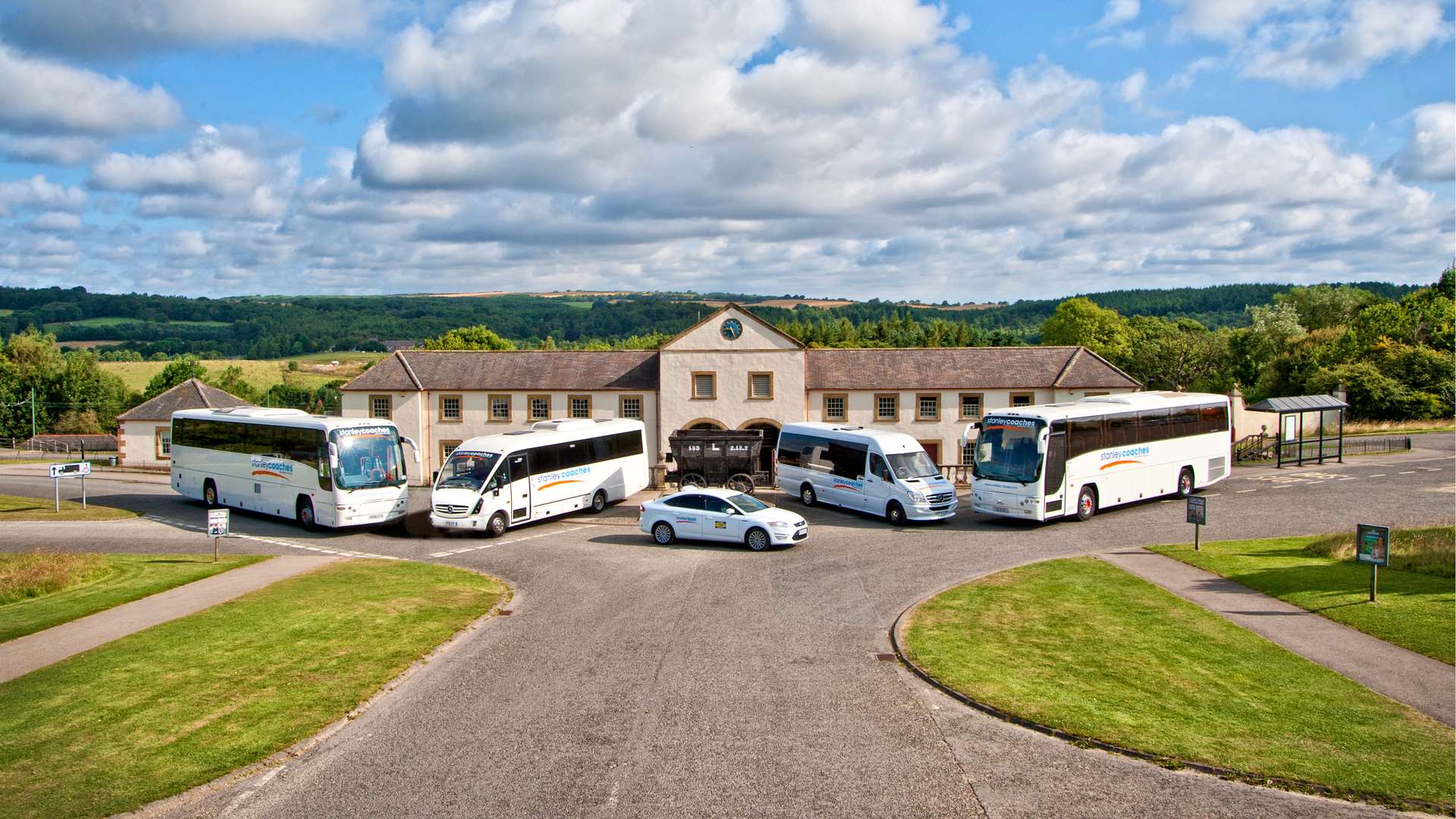 Stanley Travel Taxi Bus Coach Hire Uk Coach Trips Holidays