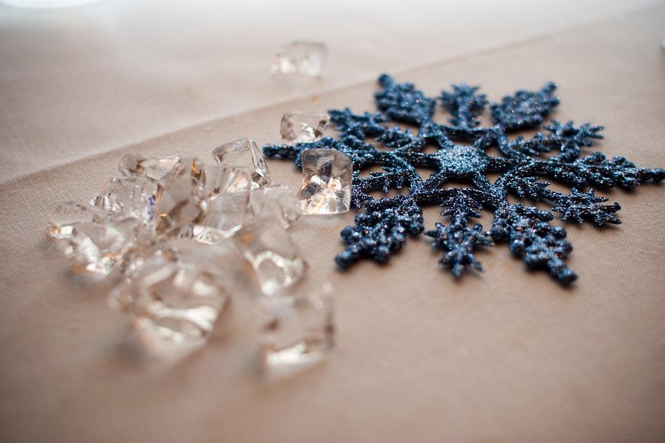 Magical Winter Wedding Inspiration